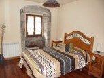 Habitación de casa rural Loperena, Goldaratz :: Agroturismo en Navarra