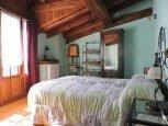 Habitación de casa rural Etxeberri, Goldaratz :: Agroturismo en Navarra