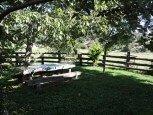 Jardín de casa rural Etxeberri, Goldaratz :: Agroturismo en Navarra