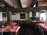 Comedor de casa rural Etxeberri, Goldaratz :: Agroturismo en Navarra