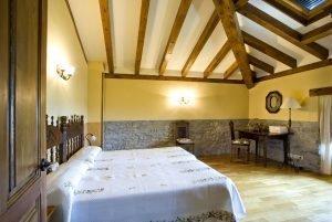 Casa rural Loretxea, habitación :: Agroturismo en Navarra