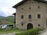 Exterior de casa rural Etxeberria, Oskoz :: Agroturismos en Navarra