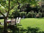Jardines en casa rural Antxitorena :: Agroturismos en Navarra