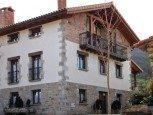 Vista de casa rural Enarakabi, Urrizelqui :: Agroturismos en Navarra