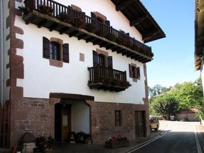 Casa rural Kastonea II, Erratzu, valle de Baztan :: Agroturismo en Navarra