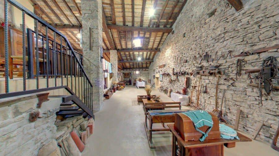 Agromuseo Loretxea :: Abelore, casas rurales de agroturismo en Navarra