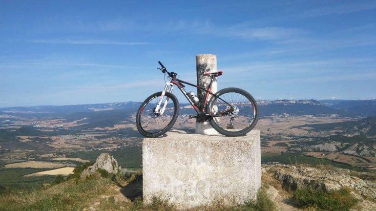 BTT en Tierra Estella :: Abelore, casas rurales de Agroturismo en Navarra