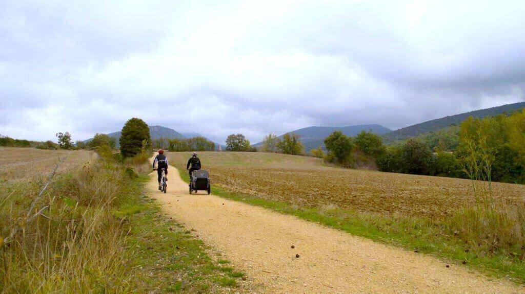 Vía Verde del Ferrocarril Vasco-Navarro :: Abelore, Casas rurales de Agroturismo en Navarra
