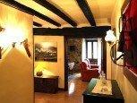 Interior de casa rural Jauregia, Aniz, valle de Baztan :: Agroturismos en Navarra