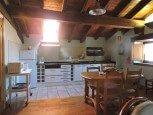 Cocina de casa rural Etxeberri, Goldaratz :: Agroturismo en Navarra