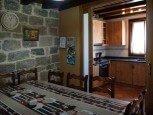 Comedor de casa rural La Sacristana, Lácar, Tierra Estella :: Agroturismo en Navarra