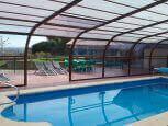 Casa rural Haritzalotz, piscina y terraza :: Agroturismo en Navarra