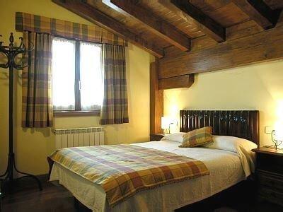 Habitación de casa rural Antxitorena :: Agroturismos en Navarra