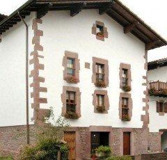 Casa rural Ballenea, Erratzu, valle de Baztan :: Agroturismo en Navarra