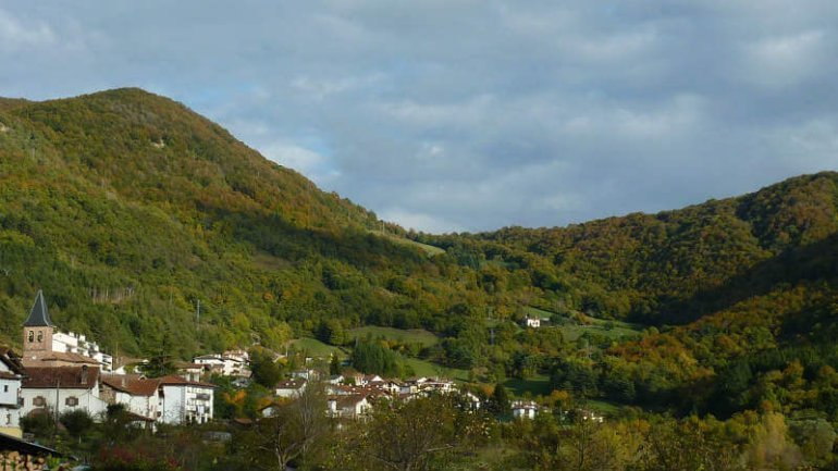 Eugi - Turismo rural de agroturismo en Navarra