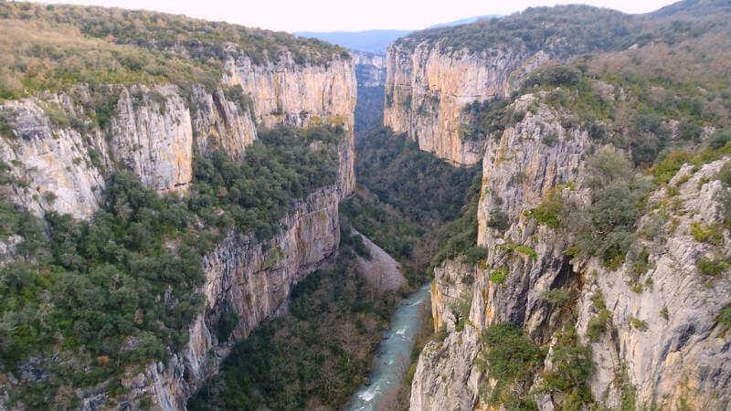 Foz de Arbayún - Turismo rural de agroturismo en Navarra